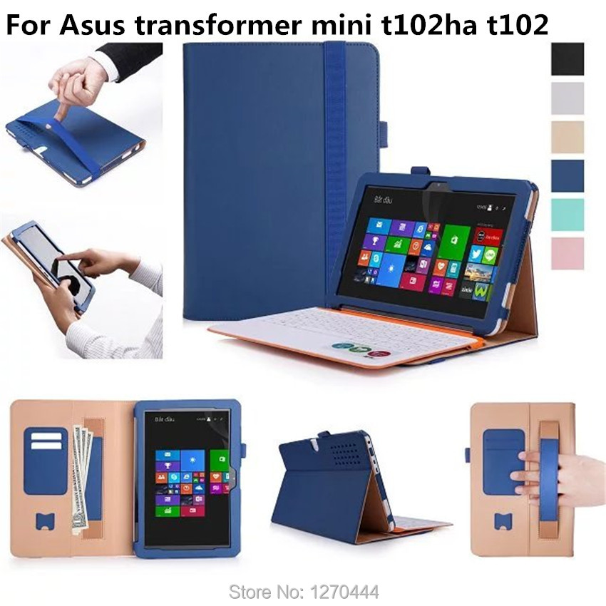 Official Original Transformer Mini T102HA Cover For ASUS Transformer Mini T102HA 2-in-1 PC 10.1 tablet funda cases Smart cover
