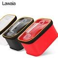 Lawaia коробка для рыболовных снастей  портативная коробка для рыбалки  рыболовная снасть  EVA коробка для хранения  речная Прозрачная крышка  а...