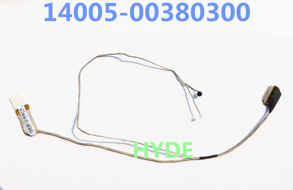 NEW 14005-00380300 LVDS CABLE FOR ASUS X75A LCD LVDS CABLE