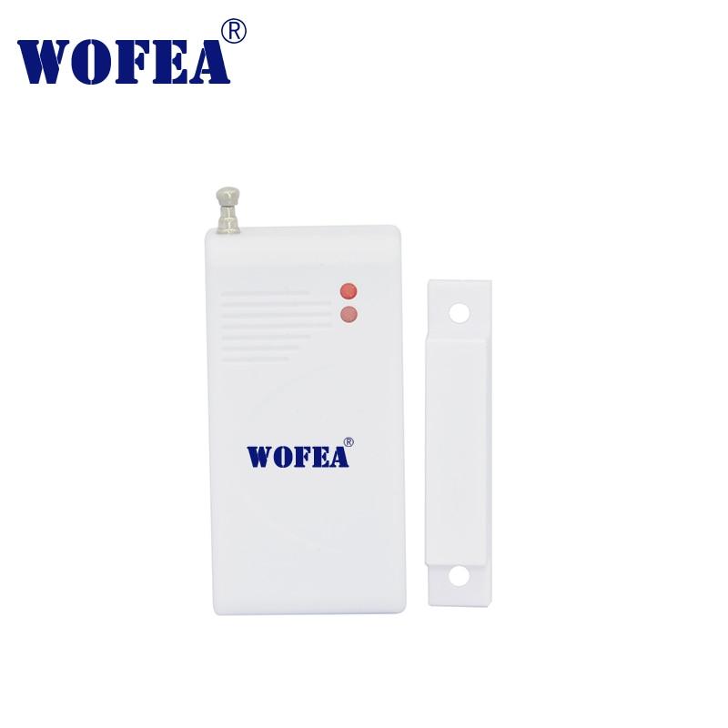Wofea Wireless Window And Door Sensor 1527
