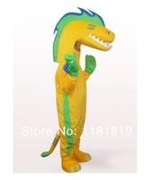 MASCOT Yellow EEL Fish mascot costume custom fancy costume anime cospaly kits mascotte fancy dress carnival costume