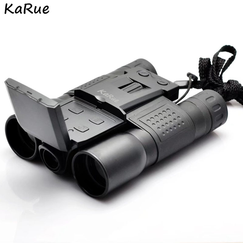 "KaRue FS318R 720P Digital Camera 2.0"" LCD"