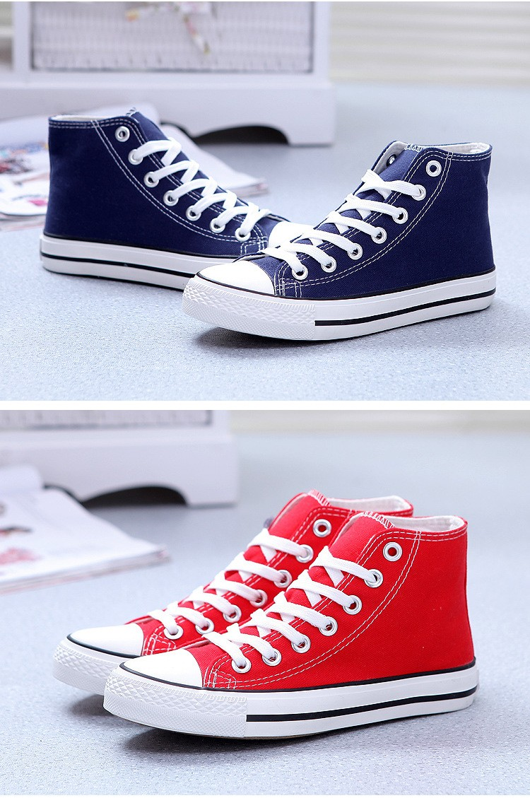 Canvas Shoes Sneaker