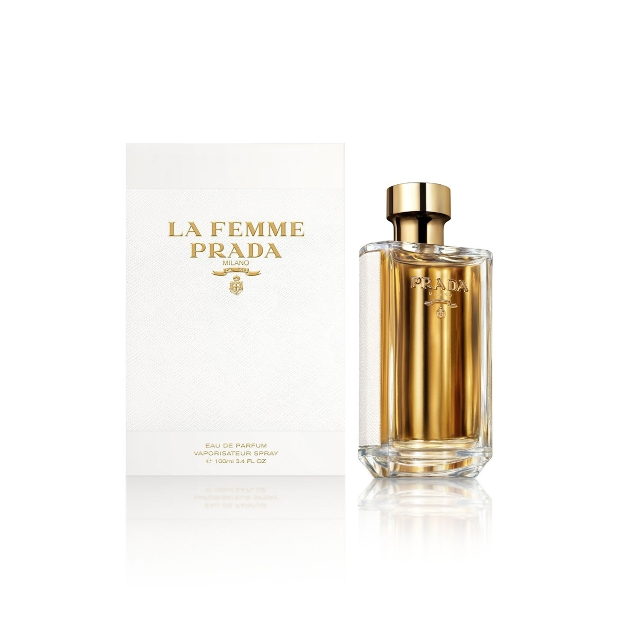 Prada La Femme 3.4 Edp Sp prada la femme prada лосьон для тела la femme prada лосьон для тела