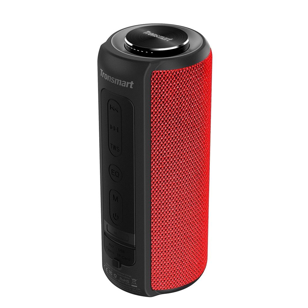 Tronsmart T6 Plus Bluetooth Speaker 40W Portable Speaker Deep Bass Soundbar with IPX6 Waterproof, Power Bank Function SoundPulse-2