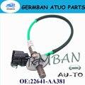 Neue herstellung Vorne O2 Sauerstoffsensor Fit Für Subaru Forester Impreza B13 Teil No #22641AA381 192400-2120 AA381