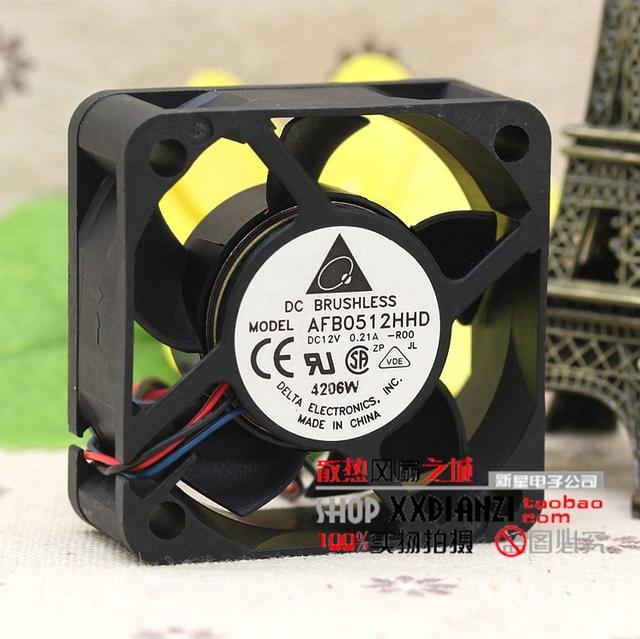 AFB0512HHD-ROO 50205 cm fã 0.21A 12 V conector da impressora