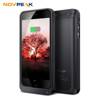 High Capacity 4200 MAh External Battery Case Power Bank Powerbank Charger Case For IPhone 5S 5