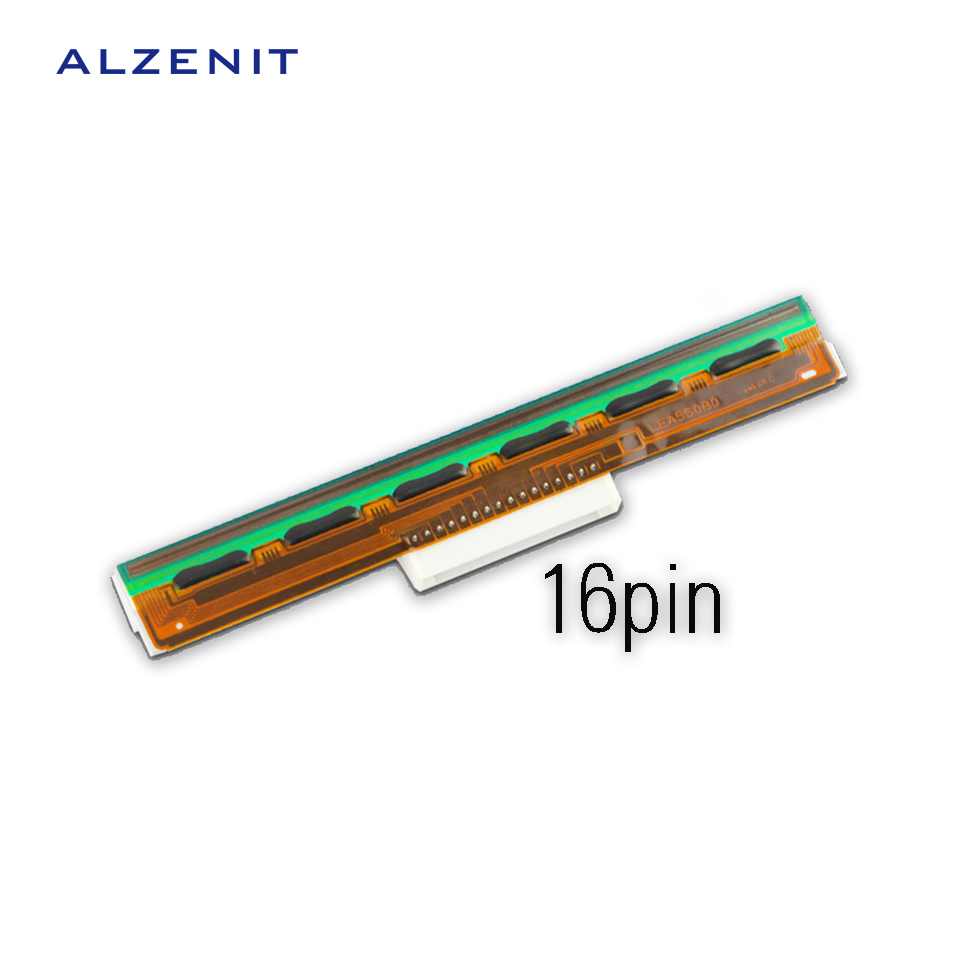 GZLSPART For Godex G500U ZA124 G300 EZ1105 G 500 ZA 124 G 300 EZ 1105 OEM New Thermal PrintHead Barcode Printer Head gzlspart for epson m t532ap m t532af 532af oem new thermal print head barcode printer parts on sale