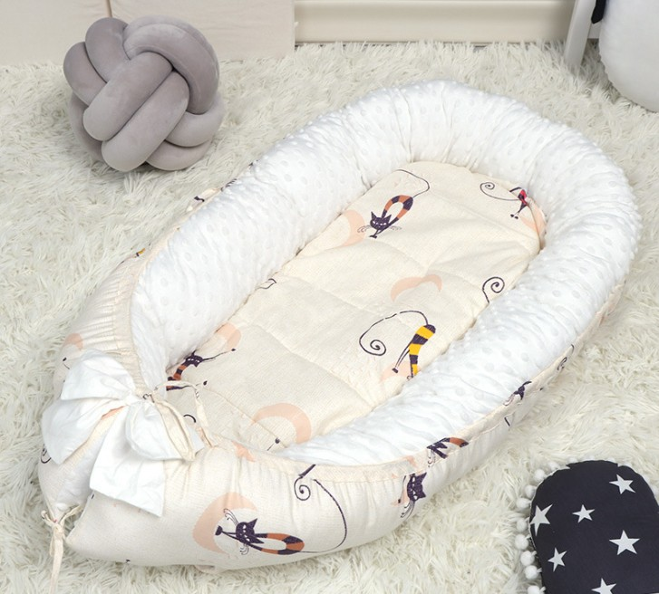 Baby Nest Baby nest Sleeper Co Pod Newborn Snuggle Crib Bed Toddler Cot New