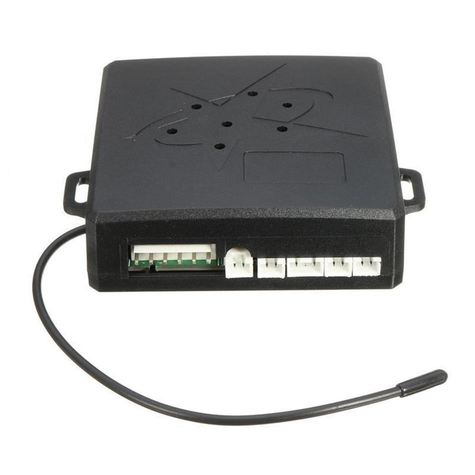 Система дистанционного запуска/остановки без ключа Автомобильная сигнализация кнопочная Кнопка без ключа универсальный замок зажигания Стартер Противоугонный замок переключатель