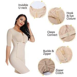 Image 4 - Женское утягивающее белье VASLANDA, Утягивающее нижнее белье для послеродового периода