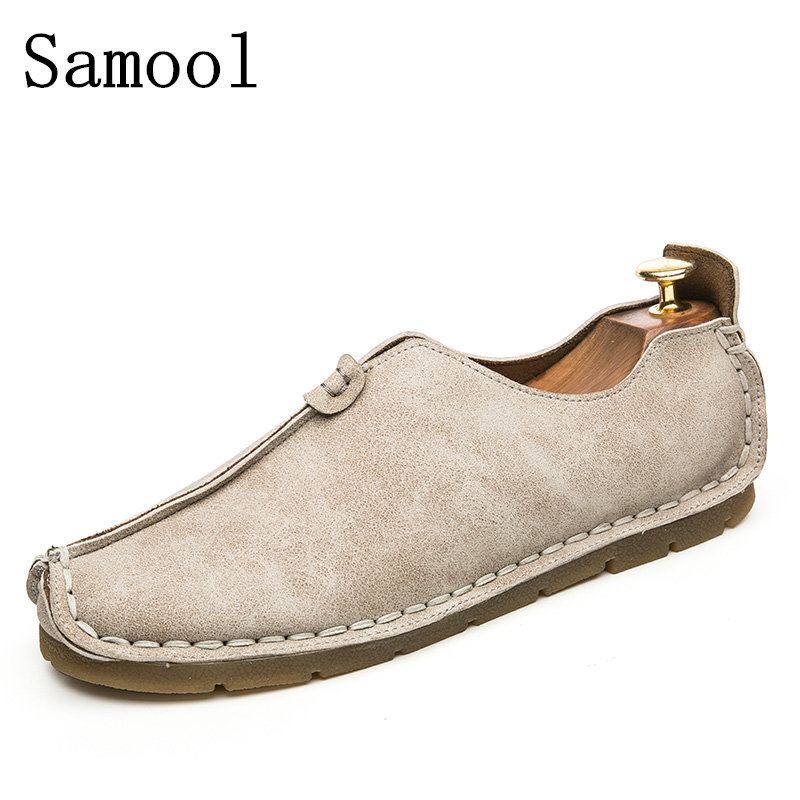 2018 New Arrival Comfortable Classic Casual Shoes Loafers Men Shoes Cow Leather Shoes Men Flats Hot Sale Moccasins Shoes WX5 cbjsho brand men shoes 2017 new genuine leather moccasins comfortable men loafers luxury men s flats men casual shoes
