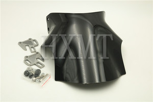CNC Motorcycle License Plate Frame Holder Bracket & LED For Honda MSX 125 CB650R CB400 XADV X ADV 750 X11 ST1300 Accessories(China)