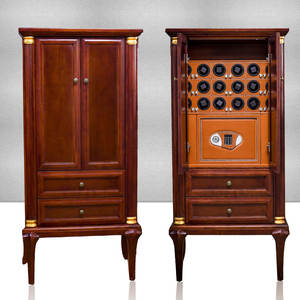 Watch Winder Steel Watch Automatic for 30 Cabinet And Jewelry Storage Strongebox
