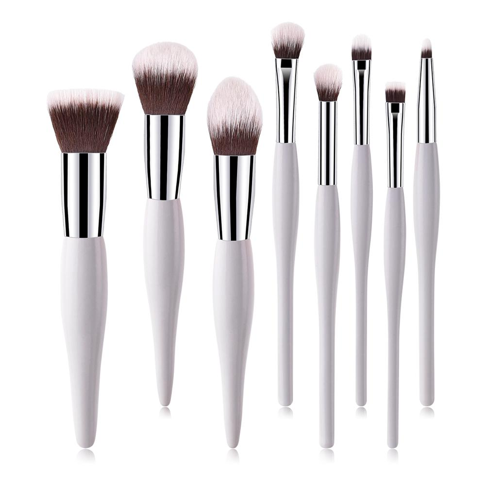 8pcs Makeup brush set High Quality Soft Synthetic Hair and Nature BristlesProfessional Makeup Artist Brush Tool Kit