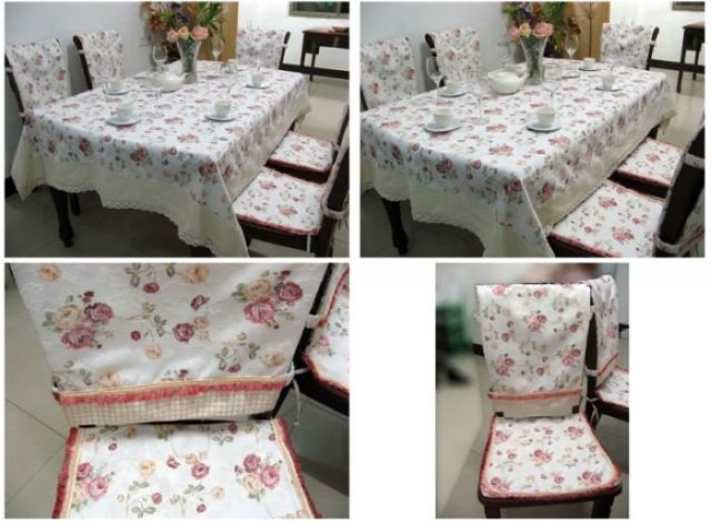 Custom Dining Room Chair Covers ~ Descargas-Mundiales.com