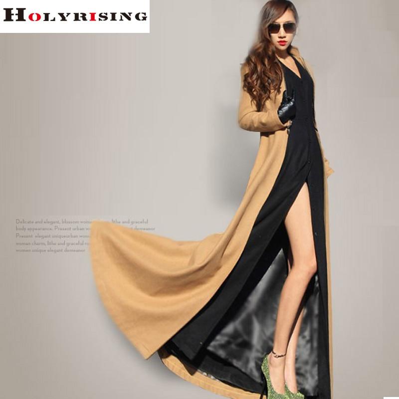 Wool Dress Coat Promotion-Shop for Promotional Wool Dress Coat on ...