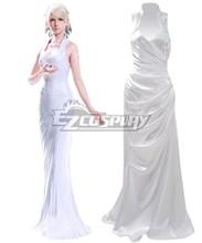 Final Fantasy XV FFXV Lunafreya Nox Fleuret Cosplay Costume E001