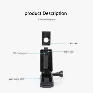 Image 5 - Vamson Lámpara de buceo para Gopro Hero 6, 5, 4 y 3, resistente al agua, montaje LED para SJCAM, Xiaomi YI, Eken, VP704