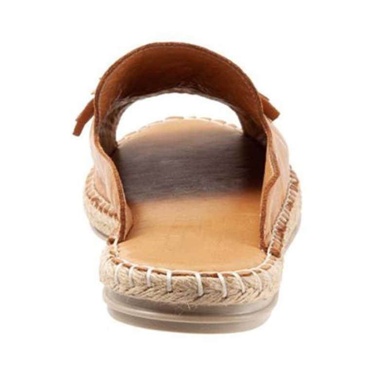 Litthing 2019 borlas mujeres verano zapatillas comodidad playa Mujer Casual Slip On zapatilla sandalias Interior Exterior zapatos más 43