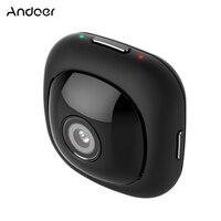 Andoer Mini Camera ticky Adhesive Adsorbable Portable Compact Handy Handheld Full HD Pocket Camera Auto Selfie