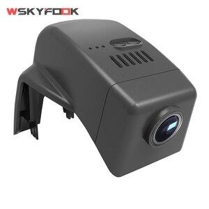 Image 2 - Caméra Dashcam, enregistreur vidéo pour voiture, Vision nocturne, wifi, DVR, pour Volvo XC90 2015 S90 V90 2016, 2017, XC60, 2018, 2019