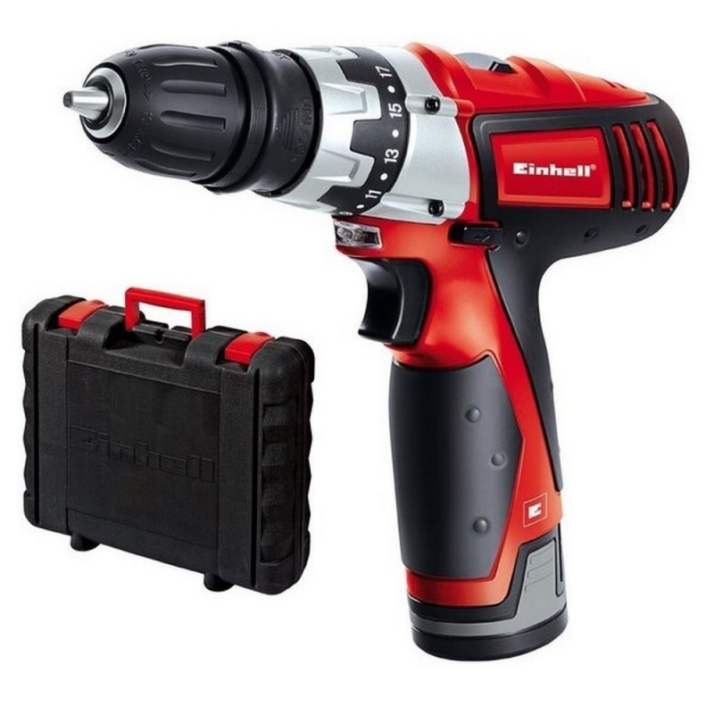 EINHELL 4513206 Drill without cable with headstock removeable TC CD 12 Li include briefs BMC|Electric Drills| |  - title=