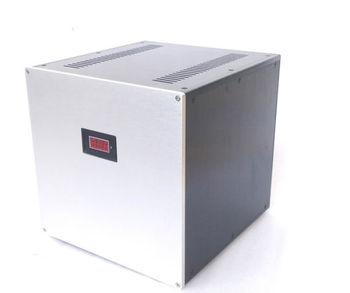 Full Aluminum Enclosure DIY case/Isolated PSU chassis 300*300*311mm