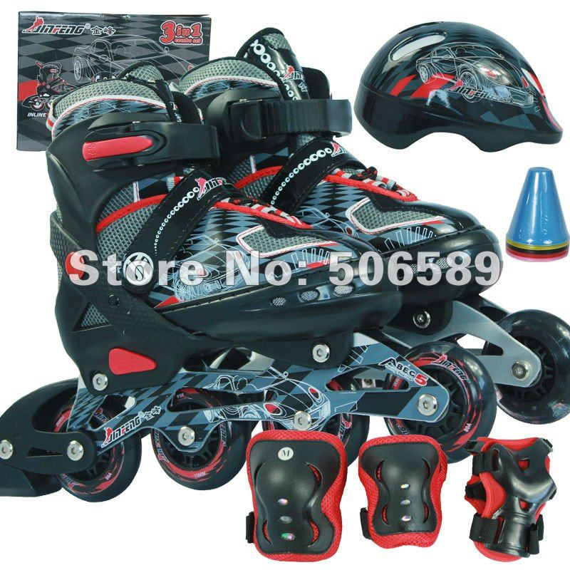 flashing roller skates for kids free shipping 3 colors good quality free shipping 133A-3 size adjustable катушка безынерционная salmo diamond feeder 6 30fd