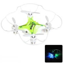 2016 New M9912 H7 Quadcopter 3D Fly 2.4GHz 6 Axis Gyro professional Mini Drone RC helicopter Copter with Colorful Lights(China)