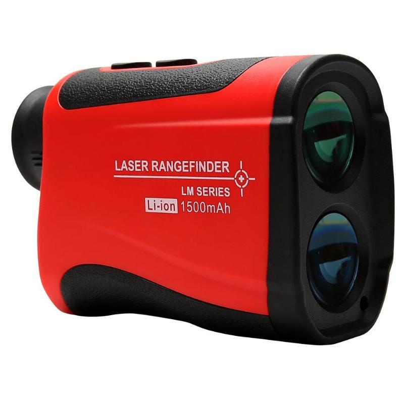 UNI-T ручной Монокуляр Лазерный дальномер 6X телескоп измеритель расстояния открытый дальномер LR600 LR800 LR1000 LR1200 LR1500