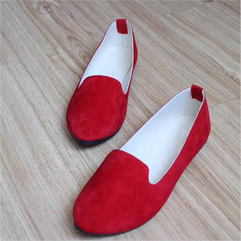 New Women Flats 2018 Summer Fashion Candy Color Shoes Solid Mother Shoes Basic Loafers Footwear Casual Ladies Flats YDT55 yiqitazer 2017 new summer slipony lofer womens shoes flats nice ladies dress pointed toe narrow casual shoes women loafers
