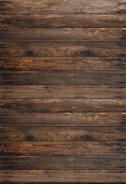 Aliexpress Com Buy Huayi 4x6ft Brown Vintage Wooden