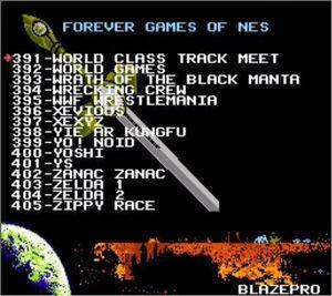 Image 4 - خرطوشة ألعاب من NES 405 في 1 لوحدة التحكم NES ، خرطوشة ألعاب 72 pins
