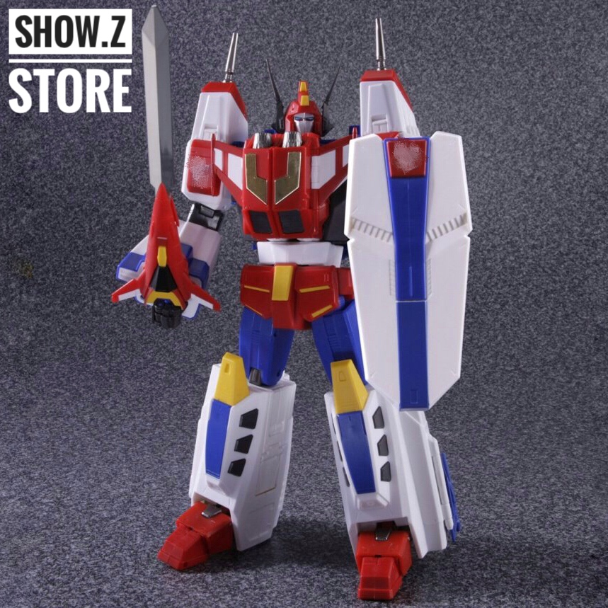 [Show.Z Store] 4th Party MP-24 MP24 Star Saber Transformation Action Figure