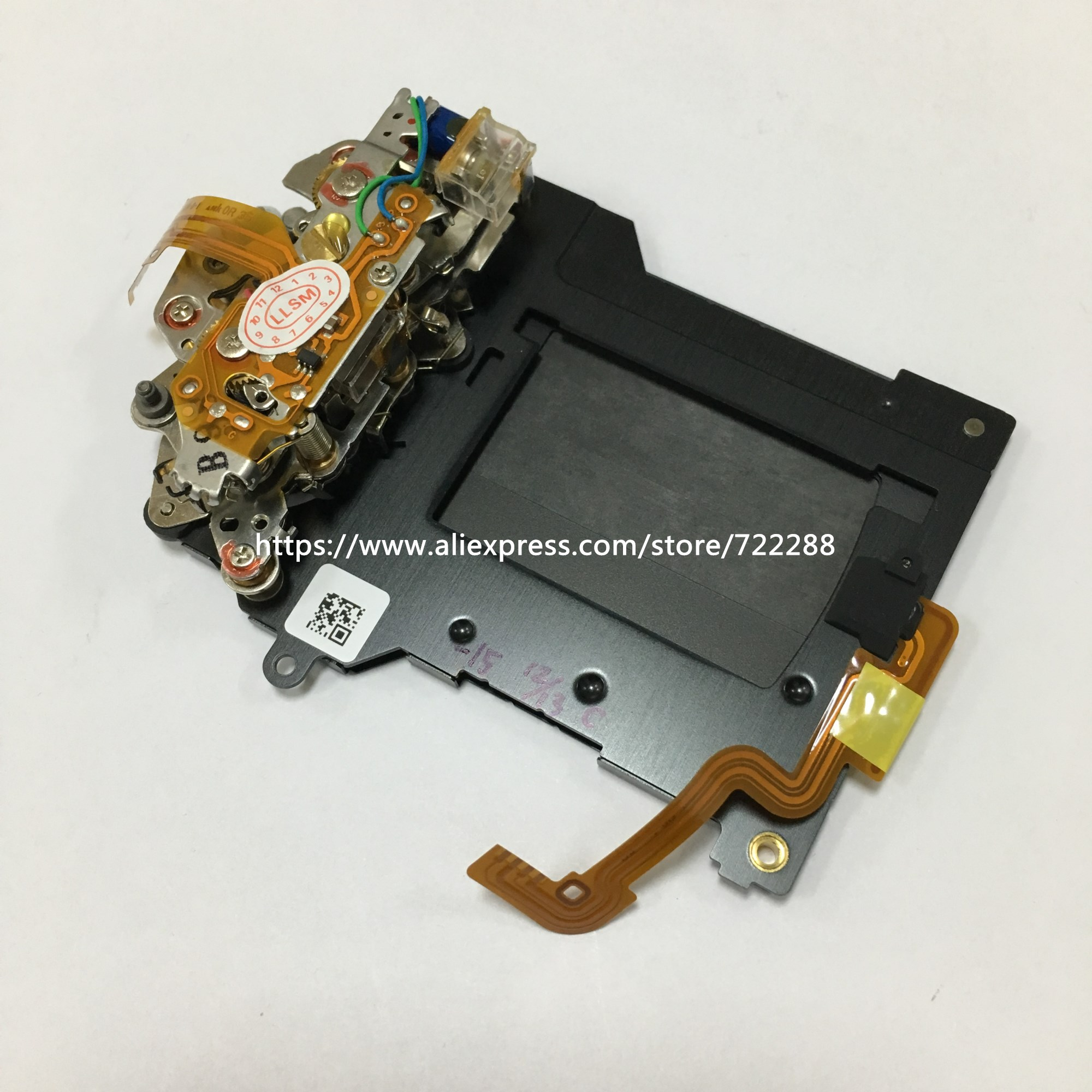 Repair Parts For Nikon D3S Shutter Group Assy With Shutter Curtain Unit 1B061 199-in Electronics Stocks from Electronic Components & Supplies