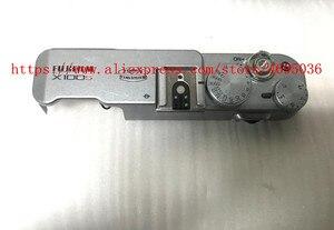 Image 1 - מקורי למעלה כיסוי לוח בקרה חלק יחידה עבור FUJI X100S החלפת מצלמה