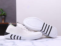 Summer Air permeable Small White Korean Sports Shoes Men's Tide Shoes Fly weave Mesh Shoes Daddy Shoes