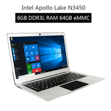 EZbook 3 Pro Dual Band AC Wifi laptop with M.2 SATA SSD Slot Apollo Lake N3450 13.3″ IPS 6GB DDR3 ultrabook
