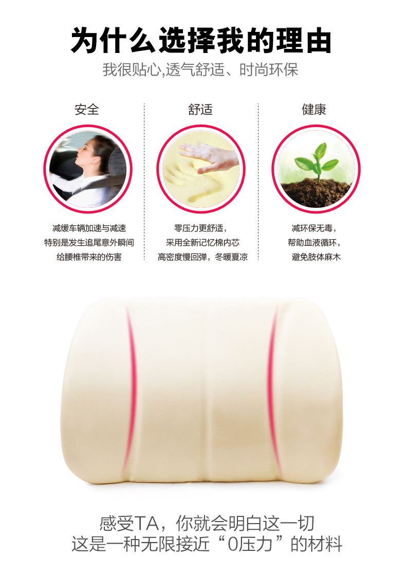 Lumbar pillow (small) 3
