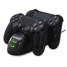 Dual Charging Dock Charger Station Controller for Playstation 4 / PS4 Controller