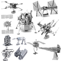 Star wars 3D puzzle for adults 2015 New 3D metal jigsaw nano puzzle DIY juguetes educativos brinquedos for kids Christmas gift