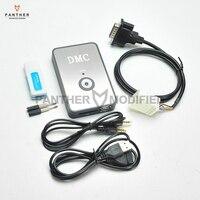 Black Motorcycle Digital Music CD MP3 Changer Player case for Honda Goldwing GL1800 2001 2011