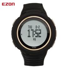 EZON профессиональные открытый альпинизм спортивные часы большой циферблат часы мужчины высота термометр световой электронные часы H015