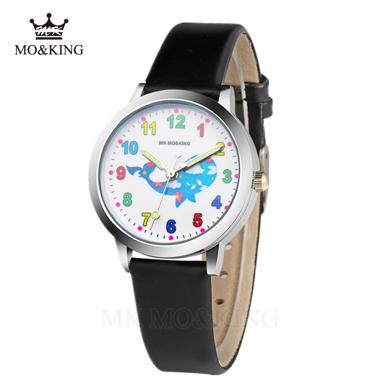 Baby 2019 High Quality Brand Children's Watch Boy Girl Cartoon Quartz Child Wristwatches Cartoon Watch Montre Enfant Reloj Kid