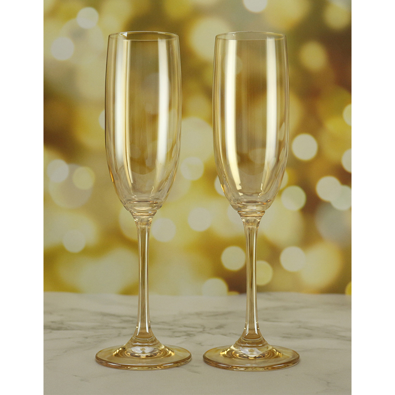 Europe 2pcs Luxury Lead free crystal glass cup Creative champagne glasses  wine home wedding Party drinkware Supplies