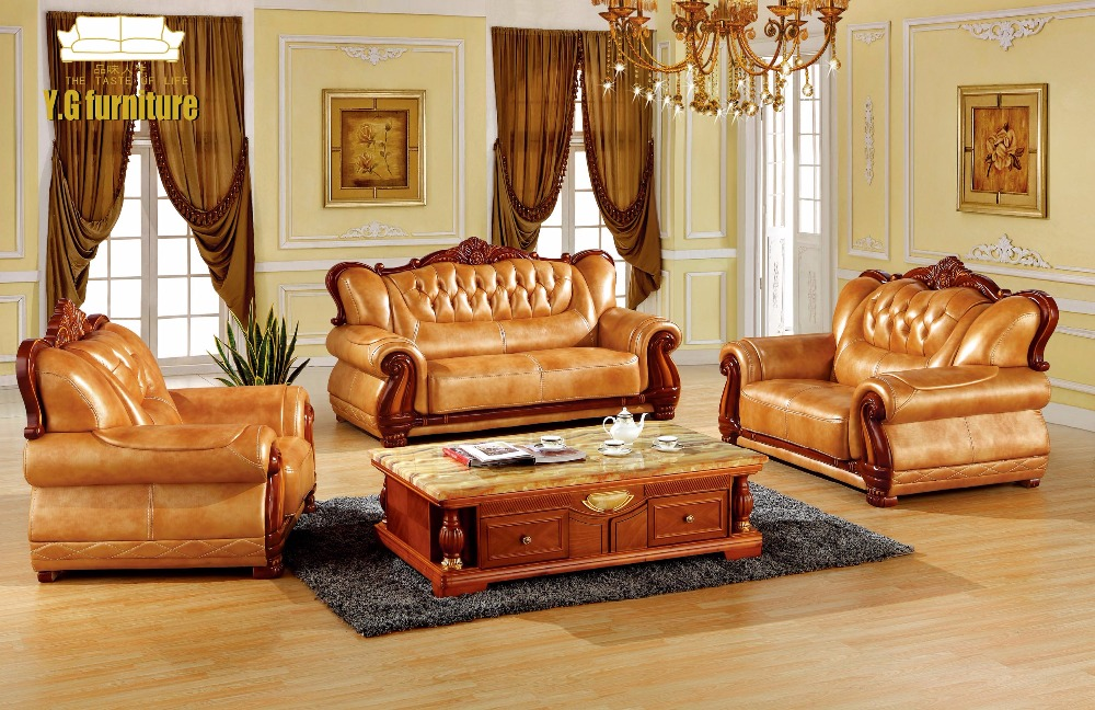 Muebles 2018 Promotion Sectional Sofa Sectional Sofa Antique Genuine Leather Set Armchair Bean Bag Chair Beanbag Top Corner