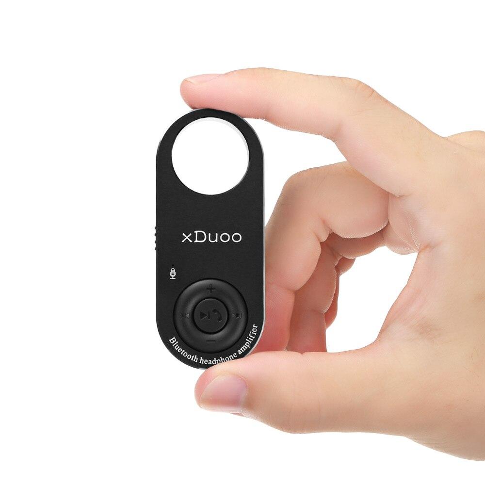 xDuoo XQ-23 Headphone Amplifier for PC Smartphone High Performance Bluetooth HiFi Audiophile Portable Headphone Amplifier