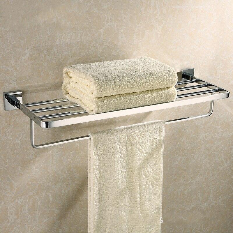 High quality chrome plating brass bath towel holder towel - Chrome plated brass bathroom accessories ...